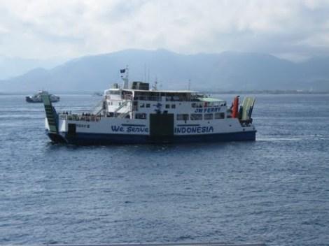 Ferry Java - Bali