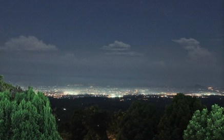 Rembangan, uitzicht bij avond op Jember