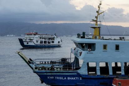 Ferry naar Java