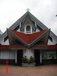 kerk in tanggul
