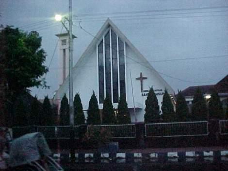 kerk jember