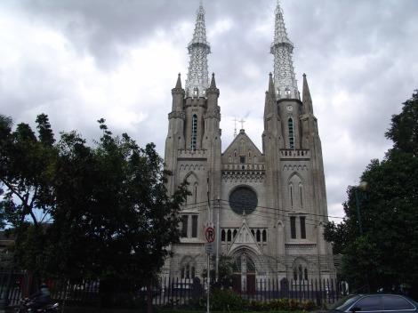 Kathedraal van Jakarta