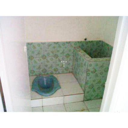 Hurk WC met mandi-bak