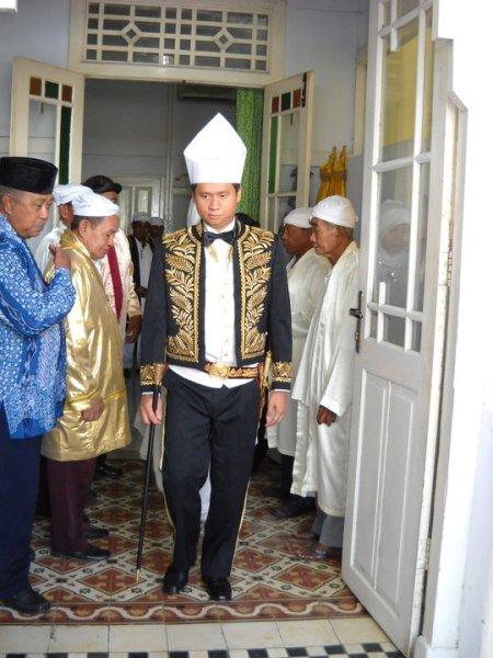 De Sultan van Bacan, Maluku: Sultan Dede Muhammad Gary Ridwan Sjah