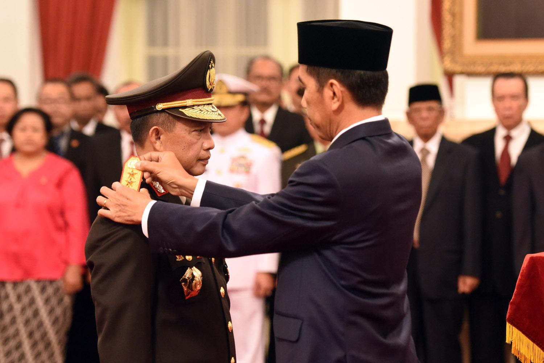 Generaal Tito Karnavian