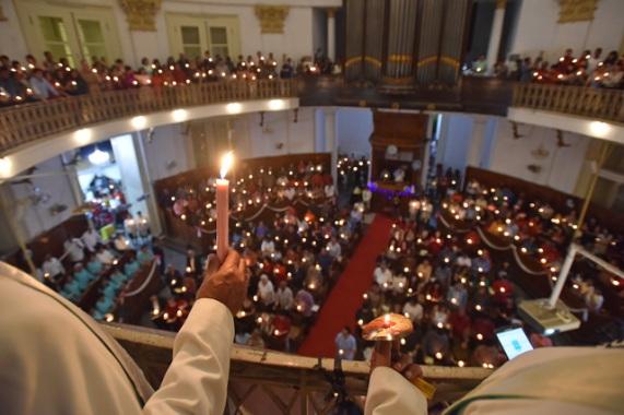 kerk - Gereja Immanuel, Jakarta