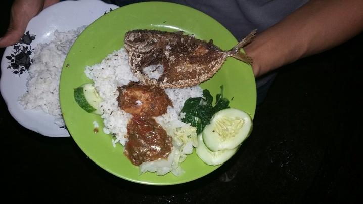 bbq, vis, maaltijd
