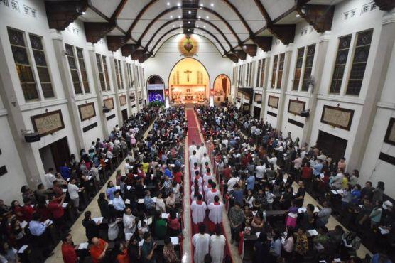 Surabaya: Katedral Hati Kudus Yesus