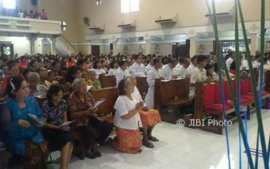 Gereja Santo Petrus, Gendengan, Purwosari, Surakarta