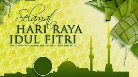 Idul Fitri 2018