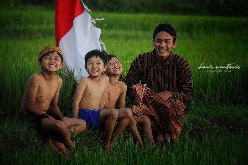 Image result for indonesia senyum